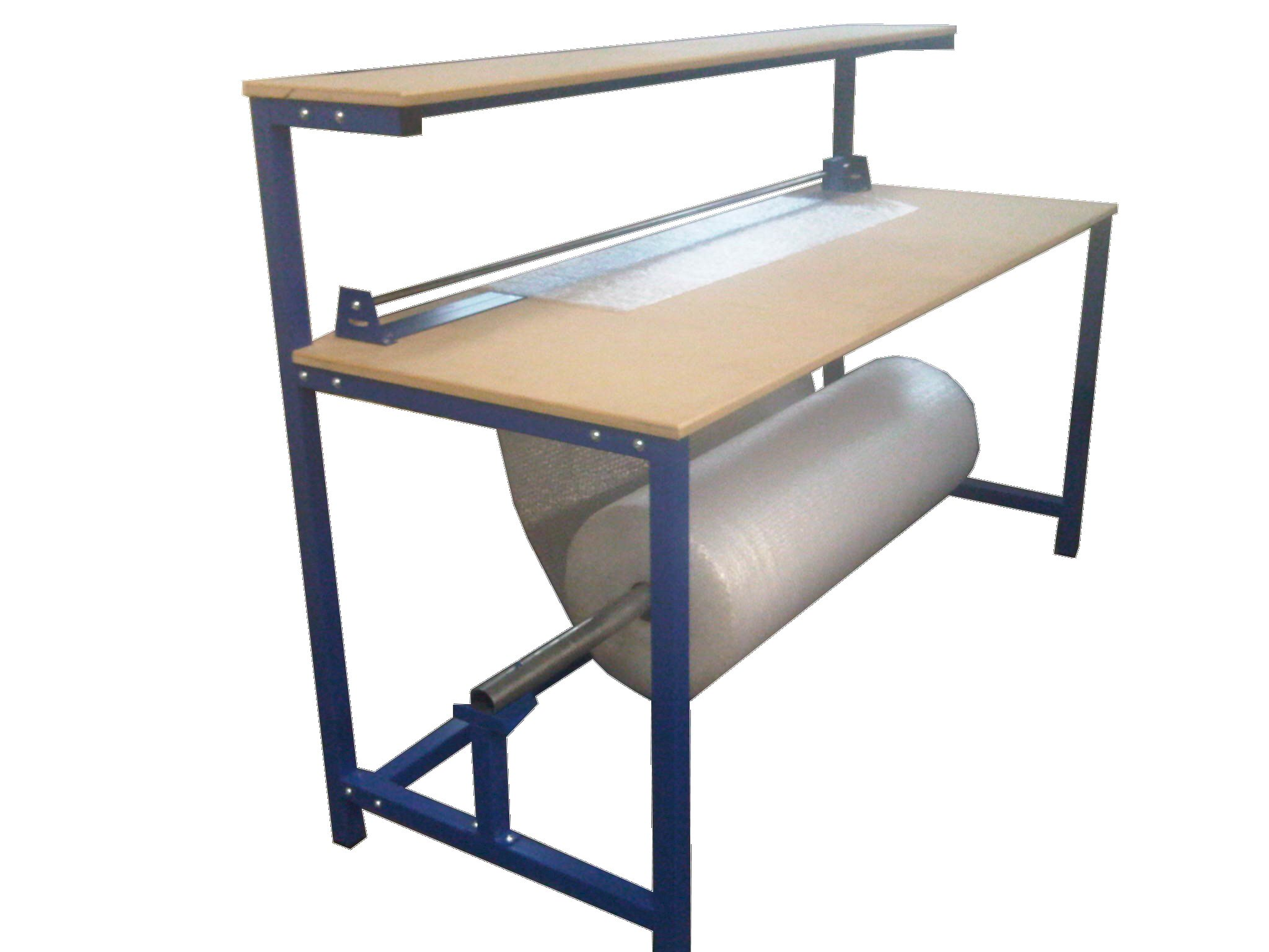 Packing Bench Tables Manufactured By Spaceguard